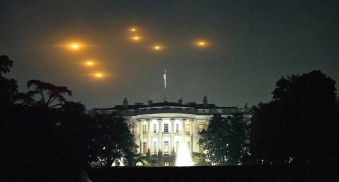 UFO nad Washingtonem