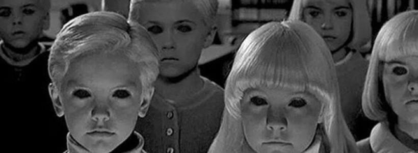 Děsivé černooké děti. Manželé je pozvali k sobě domů a začala se noční můra!