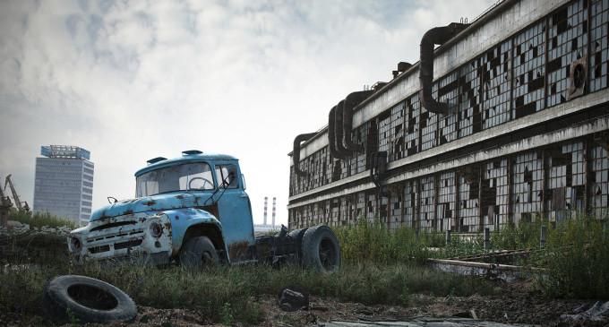 Zašlá sláva továrny na výrobu vozidel ZIL