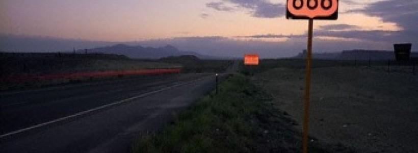 Americká Route 666 – ďáblova cesta?