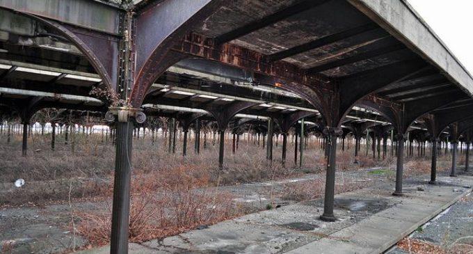 Fotogalerie: opuštěná vlaková nádraží