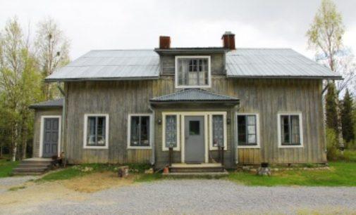 Nejstrašidelnější dům ve Švédsku