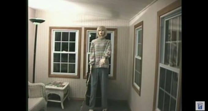 Tajuplné video, vytvořil ho masový vrah?