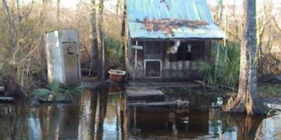 Bažina duchů u New Orleansu – proklela ho královna voodoo?