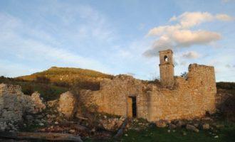 VIDEO: Tajemná vesnička Ochate – místo paranormálních jevů
