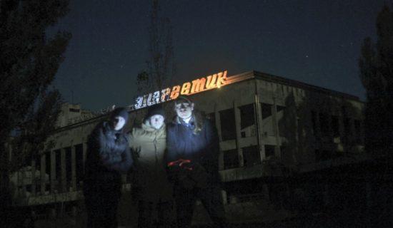 Probuzení mrtvé zóny: V Pripjati rozsvítili světla!