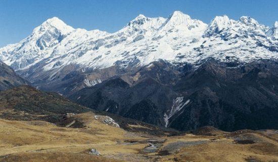 VIDEO: Našel britský cestovatel v Himalájích stopy Yetiho?