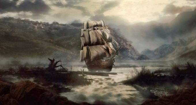 Valentýnská loď duchů – zjevuje se každých 50 let?