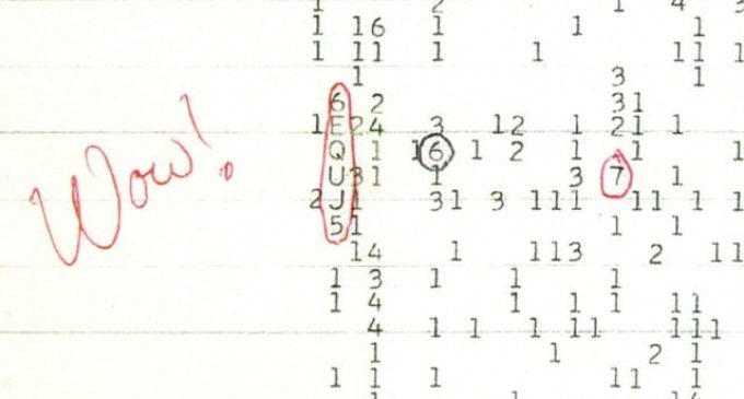 VIDEO: Signál WOW! Důkaz o existenci mimozemšťanů?