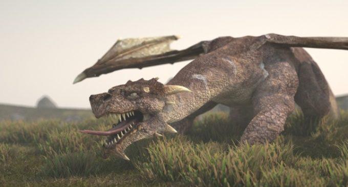 VIDEO: Existovaly létající draci jen v pohádkách?
