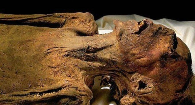 """Záhada """"křičící mumie"""" odhalena?"""