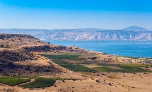 Záhadná hrobka na dně Galilejského jezera. Může být mimozemského původu?