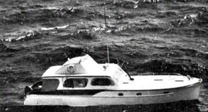 Jachta, která se vypařila v Bermudském trojúhelníku. O jejím osudu se nic neví