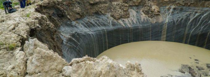 Tajemné krátery v sibiřské tajze: Jak vznikají?