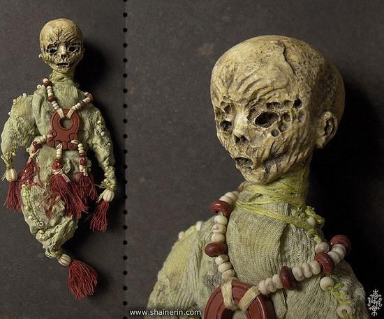 Erinovy hororové panenky