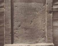Egypt: Záhadná inventární stela