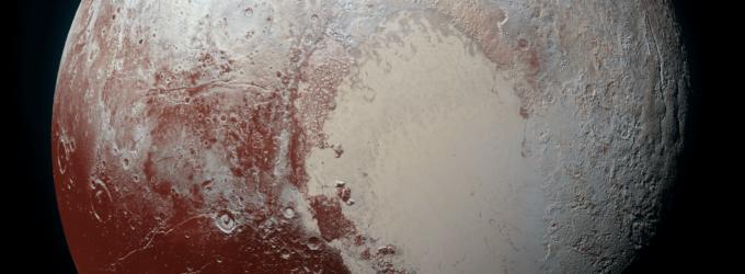 Pluto: NASA zveřejnila dech beroucí fotografie