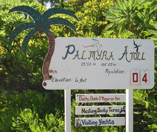 Vražedný tichomořský Palmyra Atoll – jaké tajemství ukrývá?
