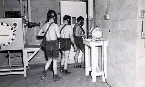 Tajný americký experiment: Na vlastních vojácích testovali yperit