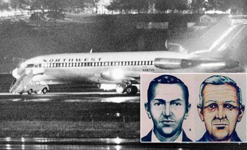 Nejzáhadnější únos letadla: kdo byl únoscem, po kterém se slehla zem?