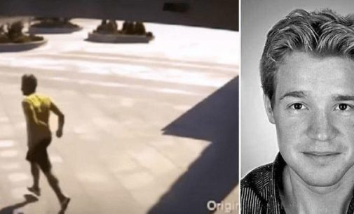 VIDEO: Zachyceno na záznamu: Kam zmizel Lars Mittank?