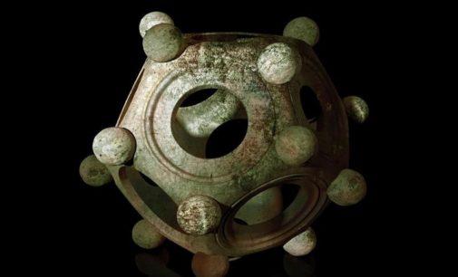 Záhadné římské artefakty: Účel dvanáctistěnu je dodnes neznámý