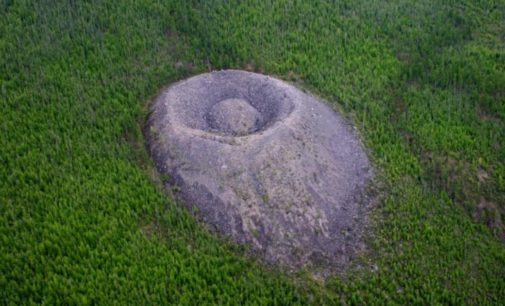Patomský kráter: Tajemný útvar, který věda neumí vysvětlit