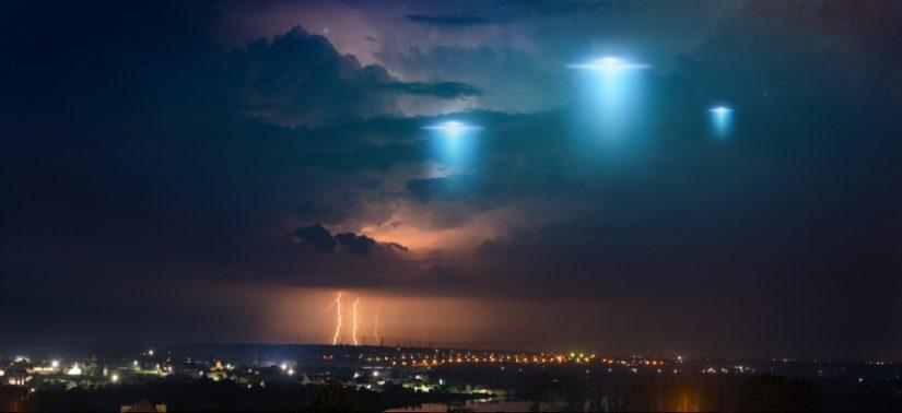 Kam se vypravit, když chcete vidět UFO