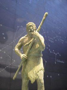 Má tato socha reálnou předlohu?