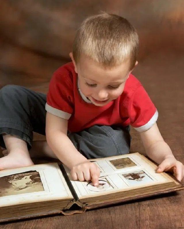 Chlapec je prý reinkarnací svého dědečka!