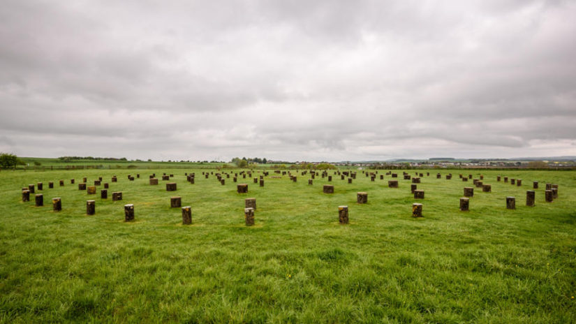 VIDEO: Woodhenge: Příbuzný Stonehenge je plný tajemství