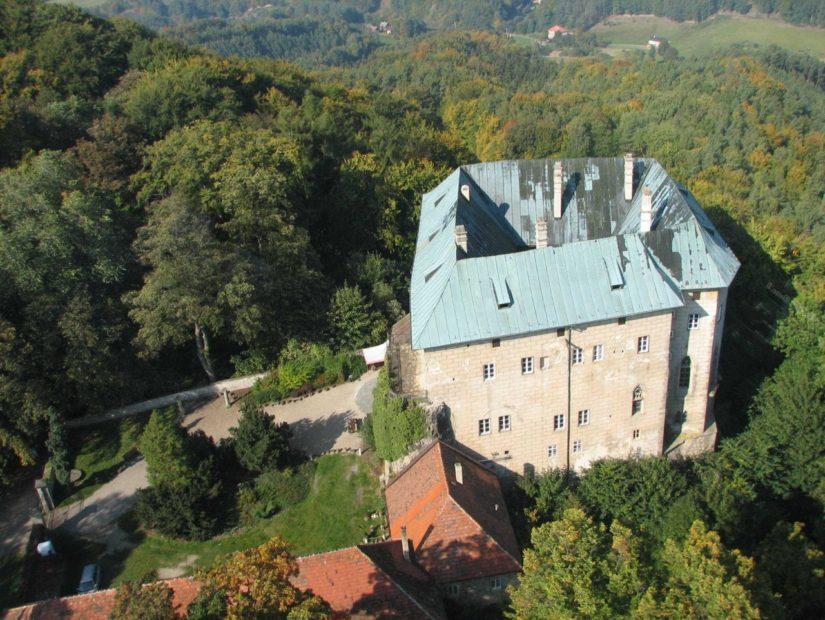 Nejstrašidelnější evropské hrady