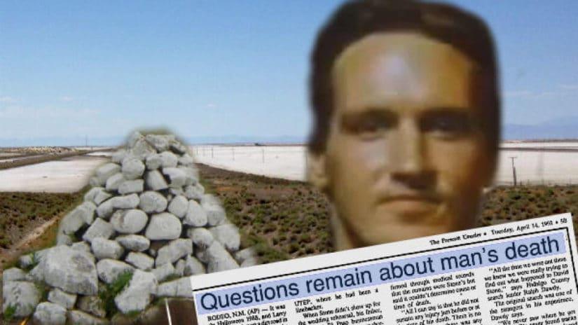 Smrt úspěšného mladíka: Proč se rozhodl umřít v poušti?