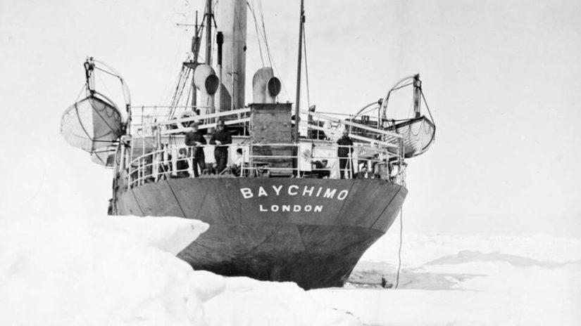 Loď duchů SS Baychimo: Plaví se oceány i dnes?