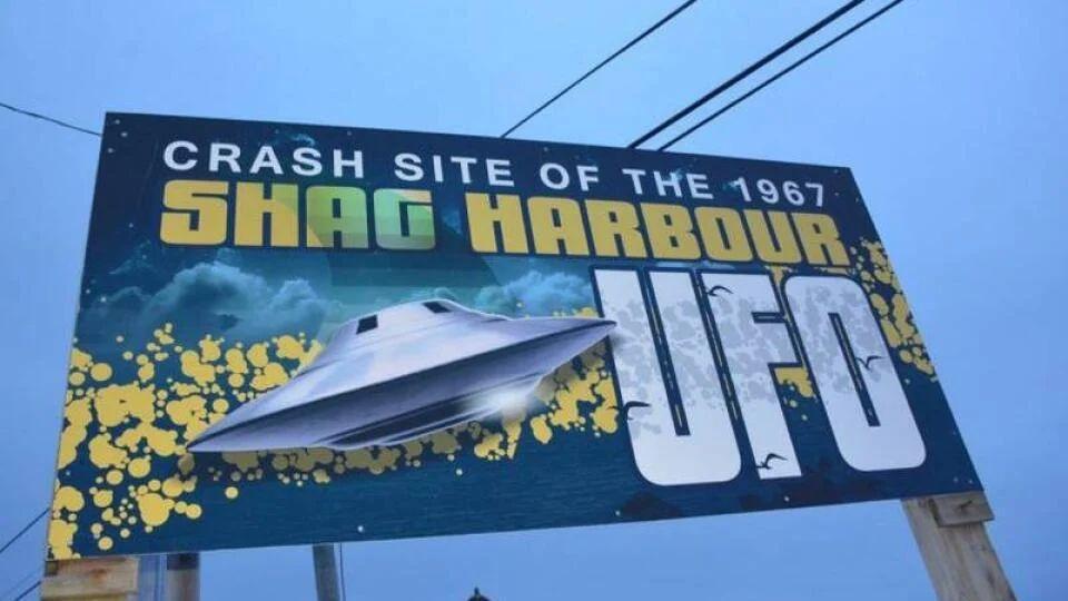 Ufo v přístavu Shag Harbour: Neznámý a nevyšetřeného incident