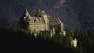 Tajemný Hotel Banff Springs v Albertě – Kanada
